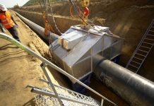 Εργασίες σε αγωγό φυσικού αερίου στη Βόρεια Ελλάδα TAP