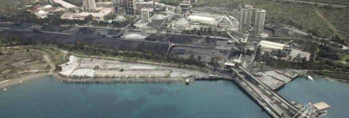 Εργοστάσιο παραγωγής τσιμέντου στο Μηλάκι της ΑΓΕΤ Ηρακλής