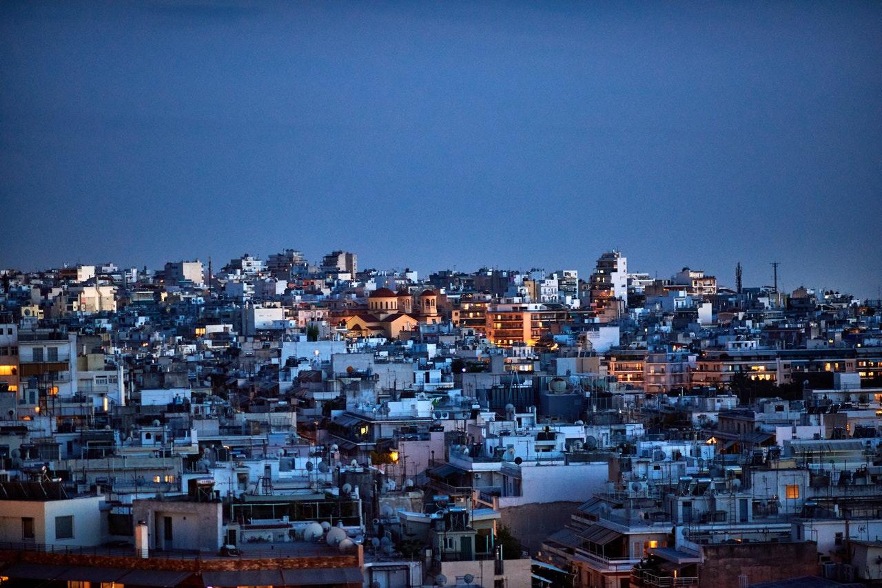 Η Αθήνα, από ψηλά