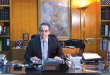 Κωνσταντίνος Μίχαλος, πρόεδρος ΕΒΕΑ