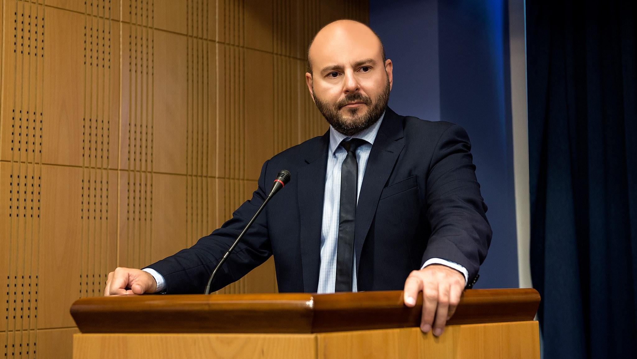 Ο πρόεδρος του ΤΕΕ, Γιώργος Στασινός