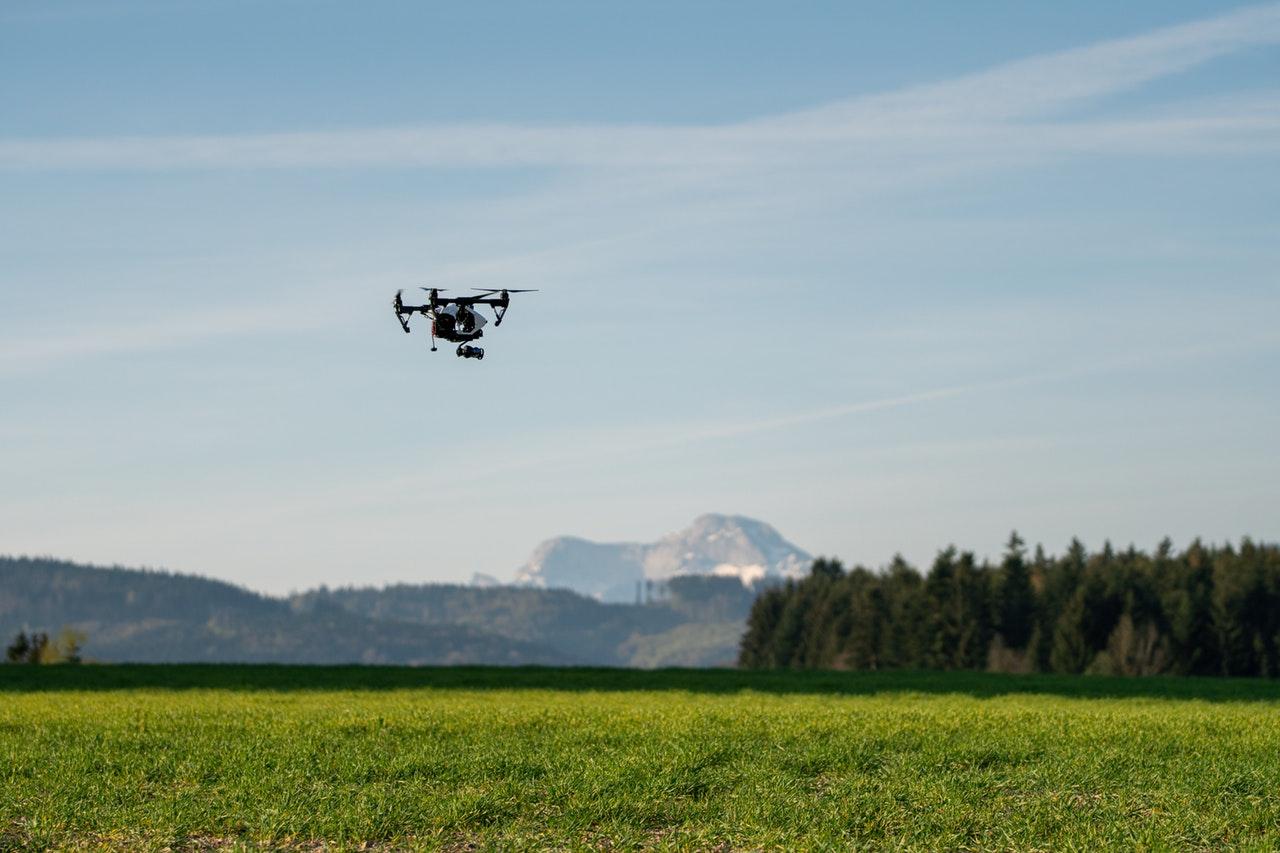 Χρήση drones στη γεωργία