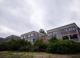 Κτίριο γερμανικής αρχιτεκτονικής Bauhaus