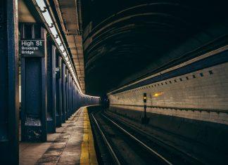 Σταθμός του μετρό, Μανχάταν - Νέα Υόρκη
