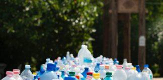 Πλαστικά μπουκάλια μιας χρήσης