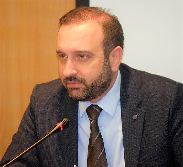 Ο πρόεδρος του ΟΕΕ, Κώστας Κόλλιας