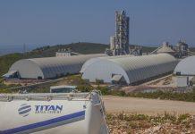 Εργοστάσιο τσιμέντου της ΤΙΤΑΝ στην Αλβανία