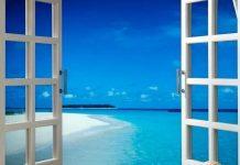 Παράθυρο στη θάλασσα