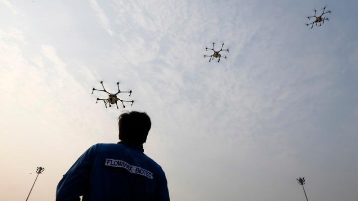 Σμήνος drones