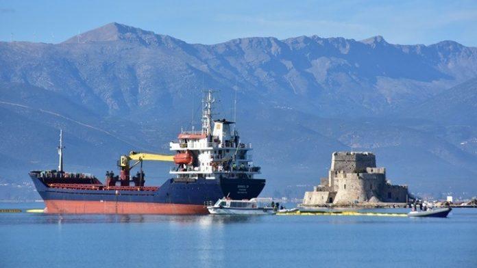 Φορτηγό πλοίο SIBELD