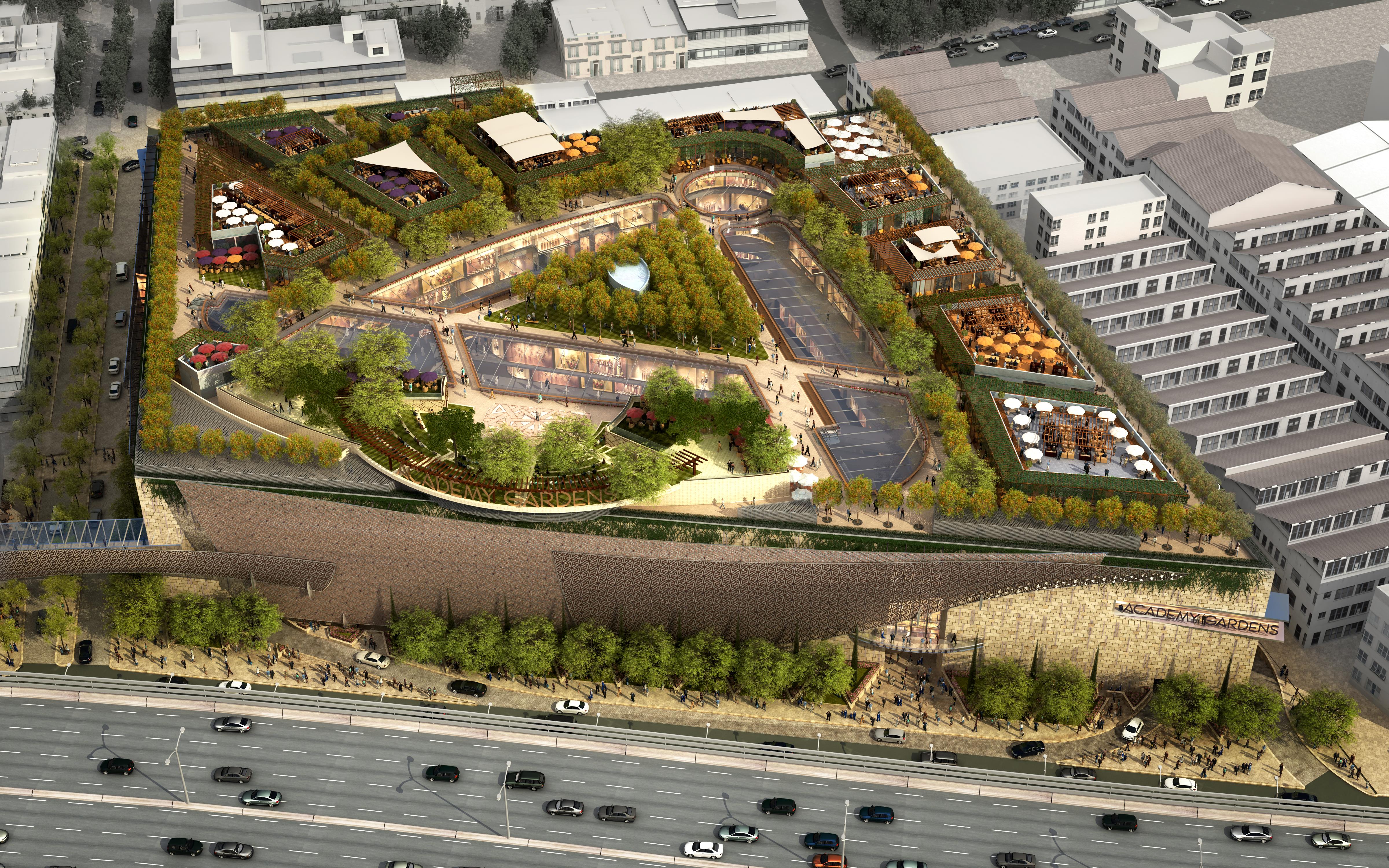 Academy Gardens