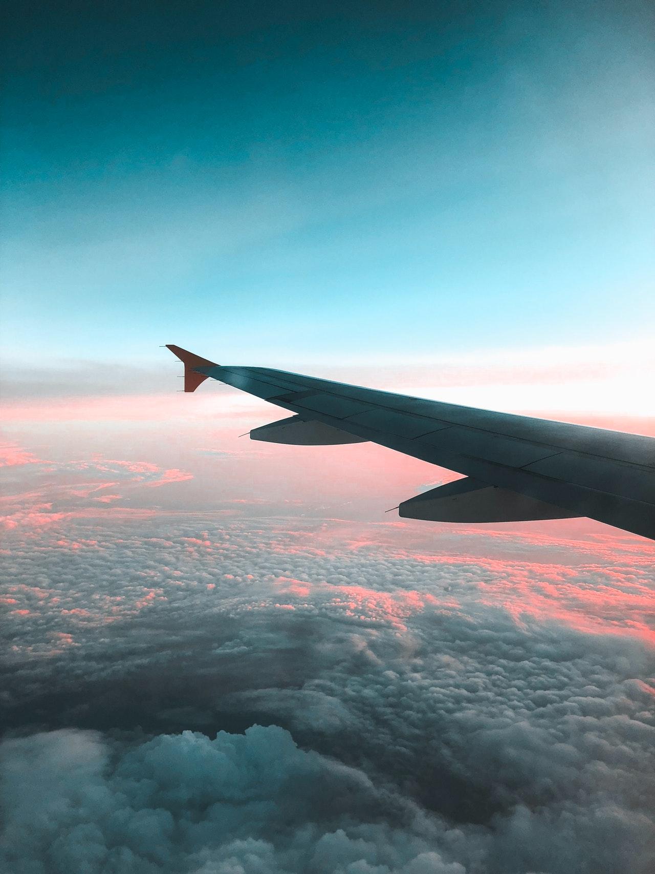 Αεροπλάνο σε πτήση