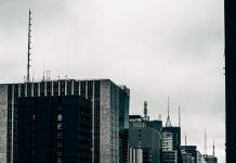 Λεωφόρος Paulista στο Σάο Πάολο, Βραζιλία