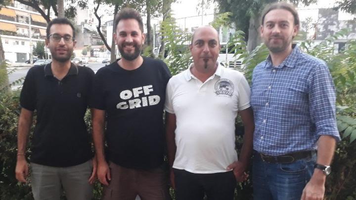 Η ομάδα της Smart Meter Anywhere συμμετέχει στον παγκόσμιο διαγωνισμό FAC