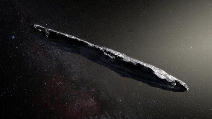 Οουμουαμούα κομήτης