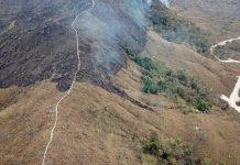 Πυρκαγιές στον Αμαζόνιο