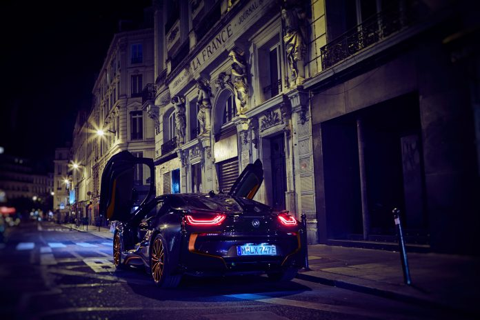 The BMW i3 Edition Roadstyle and i8 Ultimate Sophisto Edition