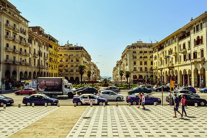 Πλατεία, Θεσσαλονίκη