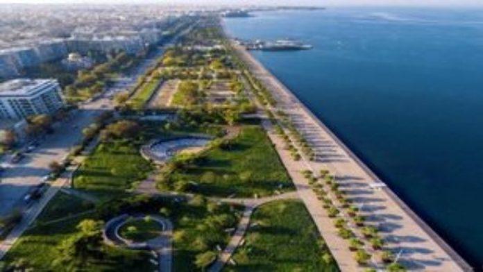 Θεσσαλονίκη από ψηλά