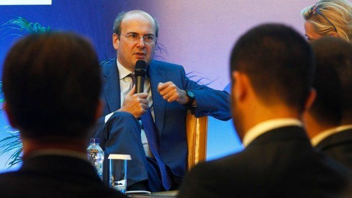 Χατζηδάκης: Η Ελλάδα χτίζει «συνασπισμό νομιμότητας» στη ΝΑ Μεσόγειο