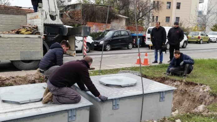 Σε νέο διαγωνισμό για υπόγειους κάδους προχωρά η διοίκηση Ζέρβα