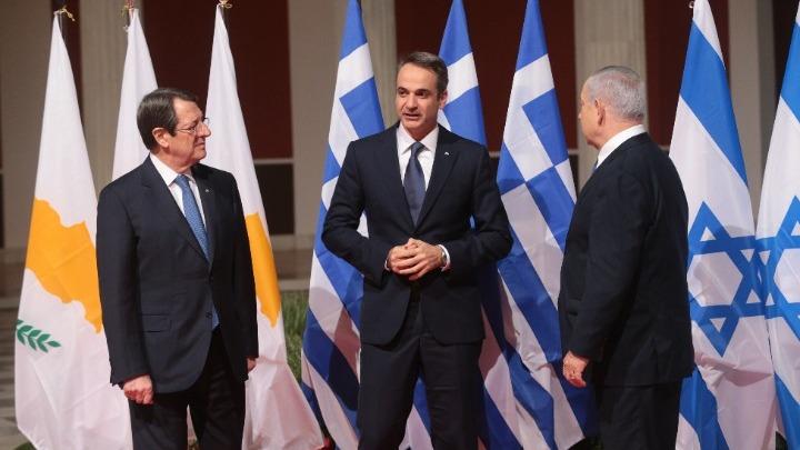 Ανοίγει τον δρόμο και για άλλα περιφερειακά ζητήματα ο East Med