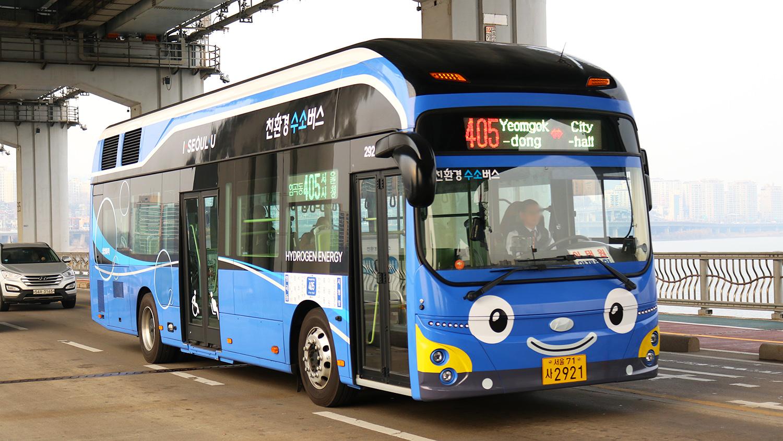 Λεωφορείο με υδρογόνο